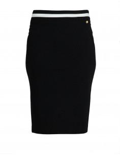 Two-coloured skirt