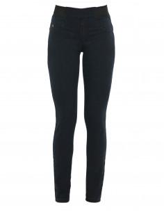 Leggings with elastic waist